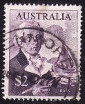 Stamps Australia -  George Bass(Cirujano-Explorador)