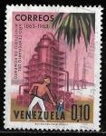 sello : America : Venezuela : Venezuela-cambio