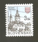 Sellos del Mundo : Europa : Eslovaquia : INTERCAMBIO