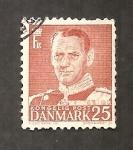 de Europa - Dinamarca -  INTERCAMBIO