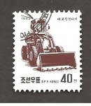 Stamps North Korea -  INTERCAMBIO