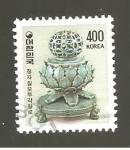 Sellos del Mundo : Asia : Corea_del_sur : INTERCAMBIO