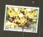 Stamps Comoros -  INTERCAMBIO