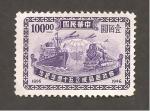 Stamps Asia - China -  INTERCAMBIO