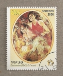 Stamps Cuba -  Folklore, Cachumba