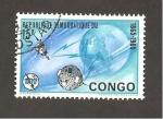 Sellos del Mundo : Africa : República_Democrática_del_Congo : INTERCAMBIO