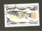Stamps Africa - Chad -  INTERCAMBIO