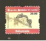 Sellos del Mundo : Asia : Sri_Lanka :  RESERVADO CARLOS RODENAS