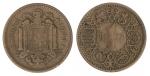 monedas de Europa - España -  1 peseta