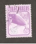 Stamps : America : Cuba :  INTERCAMBIO