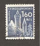 Stamps Europe - Czechoslovakia -  INTERCAMBIO