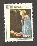 Sellos del Mundo : Africa : Guinea_Bissau : RESERVADO MANUEL BRIONES