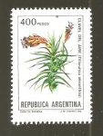 de America - Argentina -  INTERCAMBIO