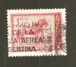 Sellos de America - Argentina -  INTERCAMBIO