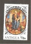 Sellos del Mundo : America : Antigua_y_Barbuda : ARTE
