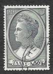 Stamps : Europe : Greece :  607 - Reina Olga de Grecia