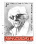 Stamps Hungary -  personaje