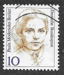 Stamps : Europe : Germany :  1476 - Mujeres Famosas