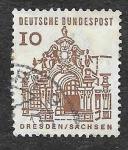 Sellos de Europa - Alemania -  903 - Edificios Alemanes