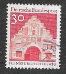 Sellos de Europa - Alemania -  941 - Edificios Alemanes
