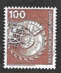 Sellos de Europa - Alemania -  1179 -  Excavadora de Carbón Bituminosa