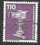Stamps Germany -  1180 - Cámara de Televisión