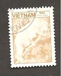 Sellos del Mundo : Asia : Vietnam : FAUNA