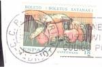 Stamps : Europe : Spain :  Boletus