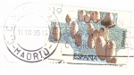 Stamps : Europe : Spain :  serie- Micología