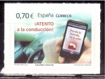 Stamps : Europe : Spain :  serie- Valores cívicos