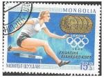 Stamps Mongolia -  517 - Ganadores de la Medalla de Oro Olímpica