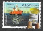 Sellos de Europa - España -  4627 - Biodiversidad y Oceonagrafía