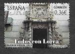Sellos de Europa - España -  4694 - Todos con Lorca
