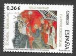 Stamps Spain -  4755 - Navidad
