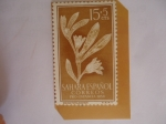 Stamps Spain -  Ed:127 - Sahara Español (África Occ.) - Pro-Infancia 1956.