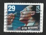 Sellos del Mundo : America : Estados_Unidos :  2165 - Otis Redding, Leyenda de la música americana
