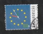 Stamps Hungary -  3933 - Entrada de Hungría en la Unión Europea