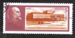 Stamps : Europe : Russia :  120 ° aniversario del nacimiento de V. I. Lenin, Museo de Lenin en Ulyanovsk