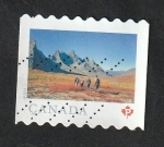 Stamps : America : Canada :  Paisaje