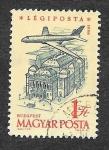 Stamps Hungary -  C194 - Opera de Budapest