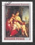 Stamps Hungary -  2054 - Pinturas del Museo Cristiano (Esztergom)