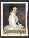 Stamps Hungary -  1796 - Pintura Húngara