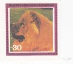 Sellos de Africa - Guinea Ecuatorial -  perros de raza