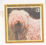 Stamps Equatorial Guinea -  perros de raza