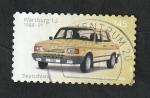 Stamps : Europe : Germany :  3150 - Automóvil Wartburg 1.3