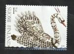 Sellos del Mundo : Europa : Finlandia : 2357 - Cisne decorativo