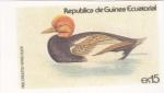 Sellos del Mundo : Africa : Guinea_Ecuatorial : pato