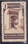 Sellos del Mundo : Africa : Marruecos :  protectorado español