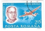 Sellos de Europa - Rumania -  personaje