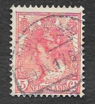 Stamps : Europe : Netherlands :  65 - Reina Guillermina de los Países Bajos